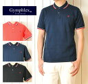 【Gymphlex ジムフレックス】2013年春夏 インターロック 半袖ポロシャツ #J-1040PL メンズ ポロ