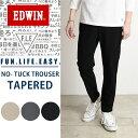 【10%OFF/送料無料】EDWIN エドウィン ノータック ト