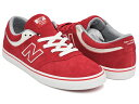 NEW BALANCE NUMERIC QUINCY NM254 TRS【ニューバランス ヌメリック クインシー 254】TEAM RED / WHITE