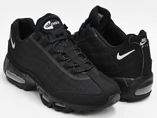 black nike air max 95