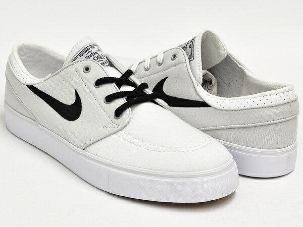 Nike Stefan Janoski White And Black
