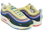 NIKE AIR MAX 1/97 VF SW''VOTE FORWARD''''SEAN WOTHERSPOON''【ボート・フォワード ショーン・ワザースプーン】LT BLUE FURY / LEMON WASH