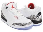 NIKE AIR JORDAN 3 RETRO NRG''FREE THROW LINE DUNK''【ナイキ エア ジョーダン 3 レトロ エナジー フリースローラインダンク】WHITE / FIRE RED - CEMENT GREY