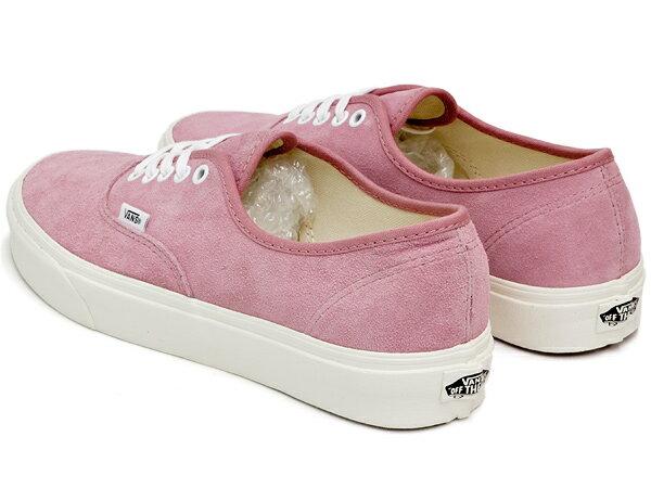 Vans Pink Suede