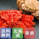 【札幌から直送】蟹2種の競演「花咲蟹&毛蟹」【北海道】【送料...