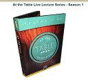 �ڼ��� �ޥ��å���DVD��At the Table Live Lecture Series - Season 1 - DVD ��1�ơ����å� �� �ơ��֥� �饤�֥쥯���㡼 5����DVD��