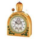 となりのトトロ木製ベル音目覚まし時計/トトロ木製アラーム時計/トトロアラーム時計/トトロ目覚まし時計/アラーム時計おしゃれ/木製ベル音目覚まし時計/おしゃれ目覚まし時計