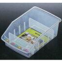 花の袋物ストッカー 冷蔵庫整理ケース 花の冷蔵庫整理シリーズ 冷凍庫でも使える! 冷蔵庫内をスッキリ整理整頓【コンビニ受取対応商品】