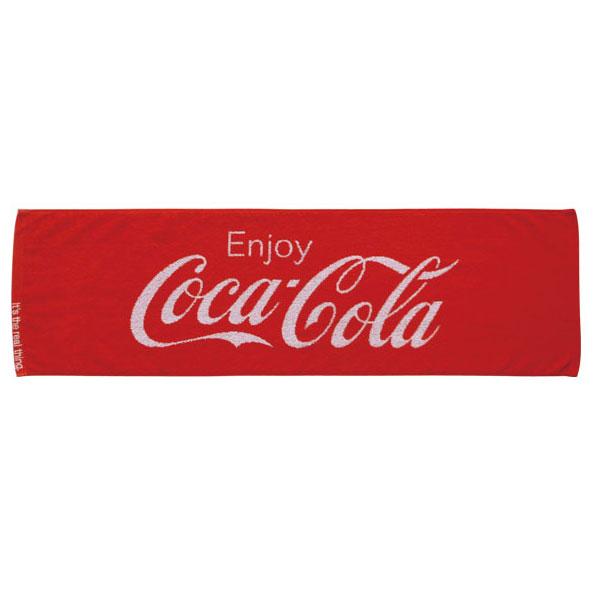 【送料無料】【メール便対応】J コカ・コーラ スポーツタオルコカコーラcocacola【c】