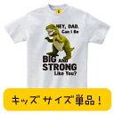 ショッピング配送日指定 ティラノサウルス Tシャツ アッシュ 【キッズ単品】