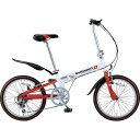 スウィツスポート 20型折りたたみ自転車 SW-SK20W 【送料無料】 【メーカー直送/代引き不可】