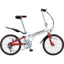 【送料無料】【メーカー直送/代引き不可】 スウィツスポート 20型折りたたみ自転車 SW-SK20W (10P)