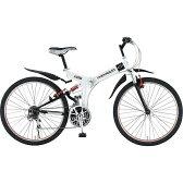 【送料無料】シボレー 26型 折りたたみ自転車 73133A 10P28Sep16