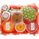 [ギフトパーク]果物 詰め合わせ 文字どら焼き入りフルーツセット(S)【御祝】名入れ 誕生日 ギフト...