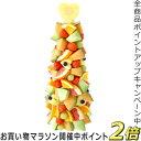 P2倍[4/16迄]誕生日ケーキより珍しいカットフルーツ盛り合わせ【フルーツタワーBIG】