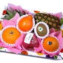 [ギフトパーク]お歳暮【果物 詰め合わせ】旬の果物詰め合わせ 火 お祝いフルーツセット 送料無料 あ ...