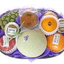 [ギフトパーク]お供え 果物 和菓子 詰め合わせ 文字どら焼...