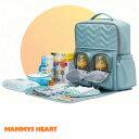 ショッピングベビーカー マザーズバッグ リュック 大容量 マザーバッグ ママバッグ 多機能 多収納 出産祝い 育児ツール 子育てハック MAMMYS HEART りえPのおすすめ mm53