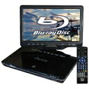 【送料無料】AVOX APBD-1080HK 10V型 ポータブルブルーレイディスクプレーヤー