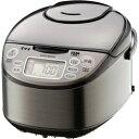 【延長保証別途承ります】MITSUBISHI(三菱電機) 超音波IHジャー炊飯器(5.5合)NJ-KE10-S 送料区分:A