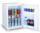 三ツ星貿易 寝室・客室用冷蔵庫(40L・右開き)MW-40W 送料区分:G