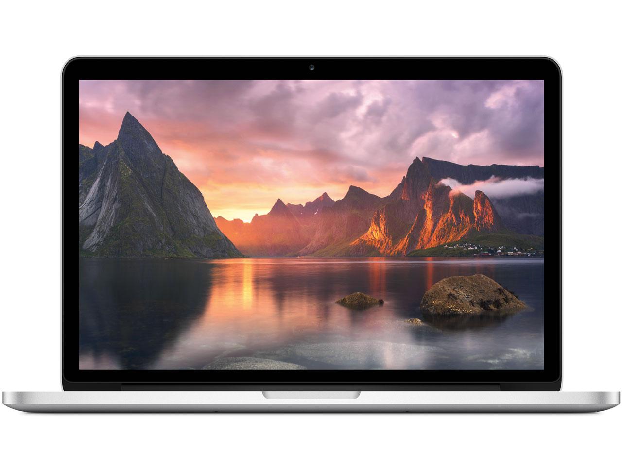 APPLE(アップル)【kk9n0d18p】 MacBook Pro Retinaディスプレイ 2700/13.3 MF839J/A