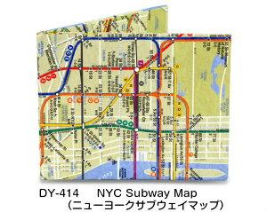 ポイント ニューヨークサブウェイマップ ダイノマイティ・デザイン