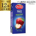 送料無料 Juver フベル アップル100%ジュース 1L×12本 ケース販売 長S