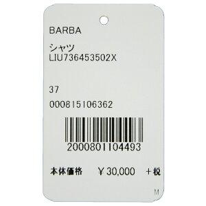BARBA(バルバ)DANDYLIFENEWBRUNOライトネルギンガムチェックカッタウェイワイドカラーシャツ4535/0211052005022