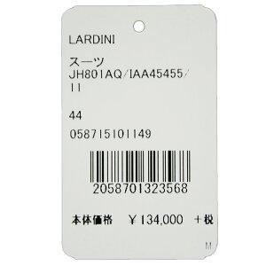 LARDINI(ラルディーニ)ウールヘビーサージ3BスーツJH801AQ/A4545517152003022