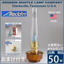 アラジンランプ(ジニー3)真鍮・アンバーオイルランプ ランタン カンテラ 【マントル2個付き+真鍮ウイッククリーナーおまけ付】BIL032-AM【RCP】