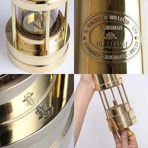 真鍮カンテラE.THOMASマイナーランプオイルランプ中型UEL011