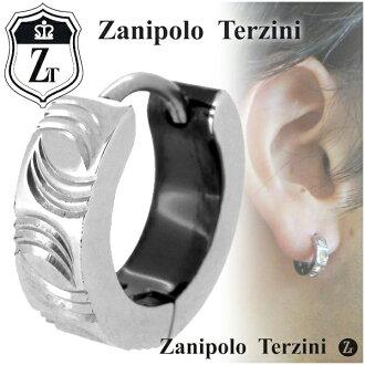記錄離合器手術鋼耳環 (1 P 片為耳朵) 男士耳環不銹鋼預彎的男裝不銹鋼皮爾斯人耳環金屬過敏