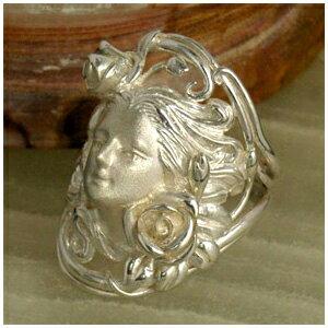 神話 花の女神クロリスリング 7〜23号 指輪 ...の商品画像