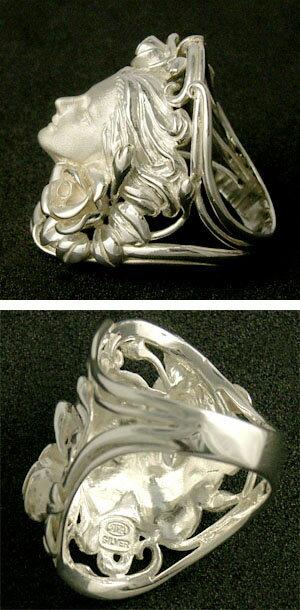 神話 花の女神クロリスリング 7〜23号 指輪...の紹介画像2