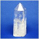 ブラジル産水晶ポイント 約210g プレゼント 人気 おしゃれ