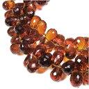 天然石 粒売り シトリン11月誕生石 ビーズ パワーストーン バラ売り■ワイヤー等を使用してアクセサリーを作るのにお使い頂けます♪