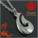 Maori warriors War 闘争 シルバー ペンダントトップ
