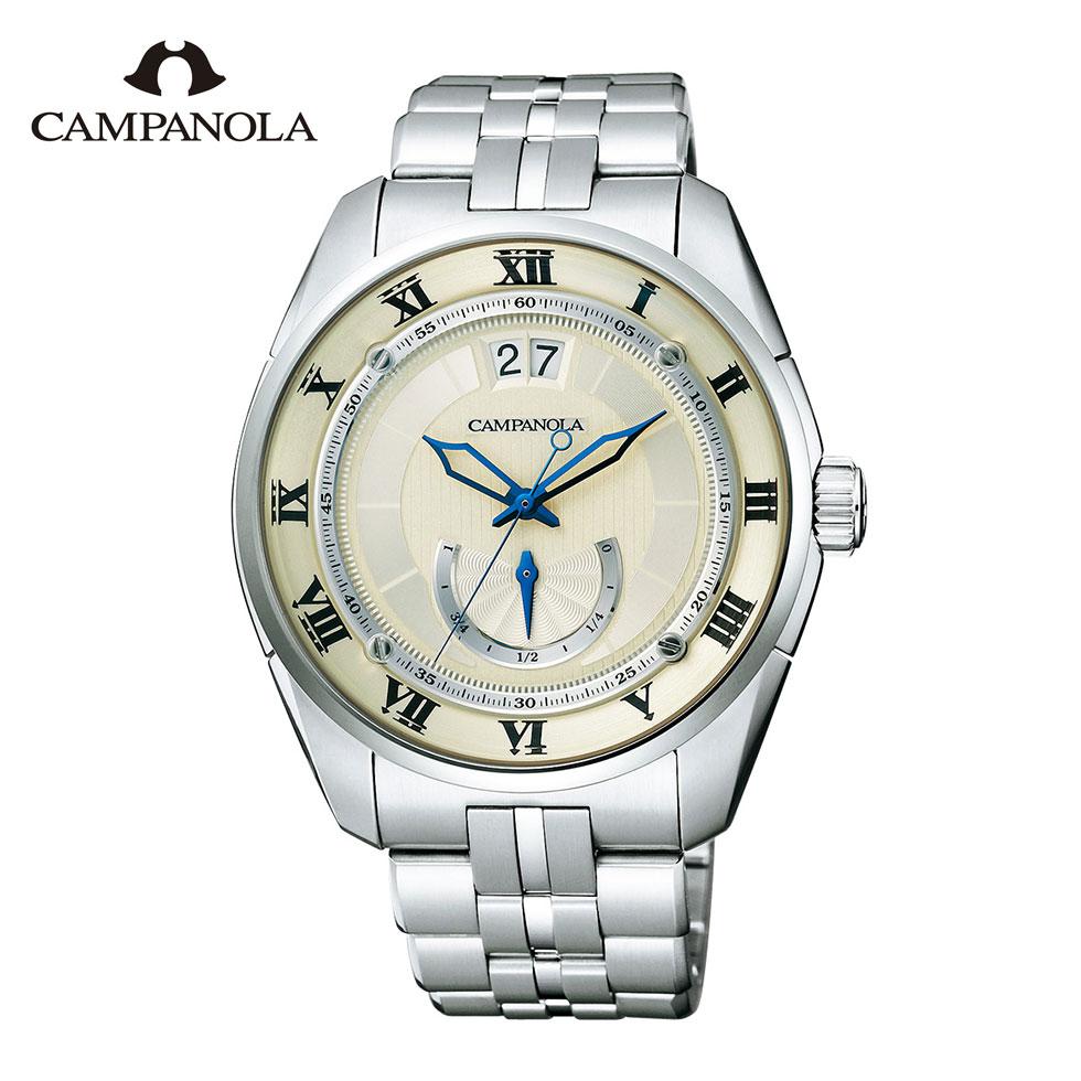 【ポイント10倍】カンパノラ メカニカルコレクション CAMPANOLA Mechanical Collection NZ0000-58W 送料無料 腕時計