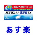 【第(2)類医薬品】パブロン鼻炎速溶錠EX 48錠