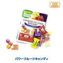 6年保存 非常食 お菓子 パワーフルーツキャンディ 6イヤーズ