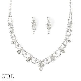 In the glow of pure beautiful neckline are invited, such as wedding or party necklace & earring or earrings party accessories wedding party accessories Accessories necklace rhinestone necklace 10P13oct13_b