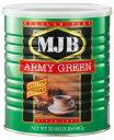 MJB アーミーグリーン 907g コーヒー(粉) 大型缶入り*2缶