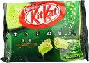 ネスレ キットカット Kitkat ミニ オトナの甘さ 抹茶 12枚×12袋