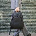 ビジネス リュック Samsonite サムソナイト メンズ ビジネスバッグ スリム XENON3 Slim Backpack 【ラッピング対応】 A4 通勤 ナイロン..