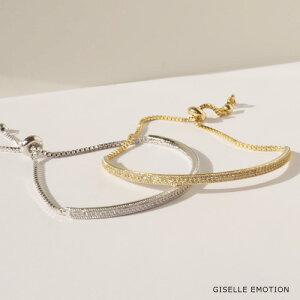 ネコポス ブレスレット バングル レディース シンプル デザイン ゴールド シルバー プレゼント