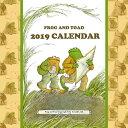 カレンダー 2019 壁掛け 壁掛けカレンダー がまくんとかえるくん アート プレゼント