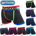 アウトドア ボクサーパンツ パンツ メンズ 下着 OUTDOOR PRODUCTS AC2011B139 男性 アンダーウェア 彼氏 ギフト 誕生日 プレゼント 【 メール便 】