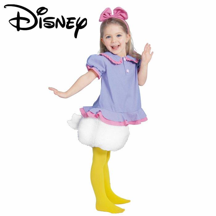ハロウィン 衣装 子供 ディズニー 仮装 コスチューム デイジー ダック 802060 デ…...:gita-r:10015958