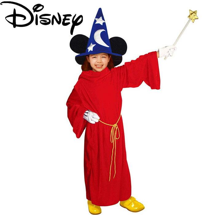 送料無料 ハロウィン 衣装 子供 ディズニー 仮装 コスチューム ファンタジア ミッキー …...:gita-r:10001078